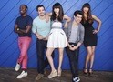 Mais fotos divertidas do final da 2ª temporada de New Girl