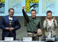 Breaking Bad na Comic Con: uma surpresa e o fim da saga de Walter White