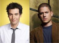 Band estreia 2º ano de How I Met Your Mother e volta a passar Prison Break