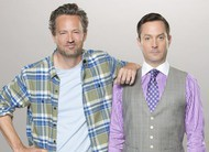 The Odd Couple: primeiros vídeos da nova comédia com Matthew Perry!