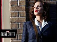 Rede Globo programa Agent Carter, Intelligence e Family Guy para as madrugadas