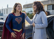 Supergirl: presidente visita National City nas fotos do episódio 2x03