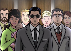 Archer vai para a Los Angeles de 1940 no trailer da 8ª temporada