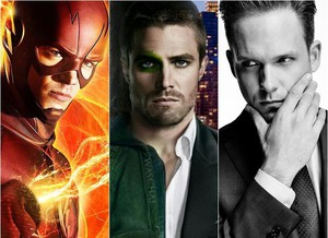 Temporadas recentes de The Flash, Arrow e Suits entram na Netflix