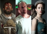 Séries na Semana: estreia de Knightfall, Happy! e segunda temporada de The Crown