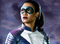 The Flash: cartaz apresenta Iris West em uniforme de velocista