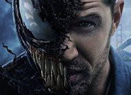 Venom: novo trailer e pôster do filme com Tom Hardy