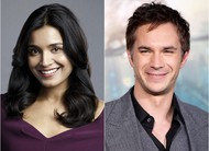 The Rook: Shelley Conn e James D'Arcy estão no elenco de série de espionagem sobrenatural