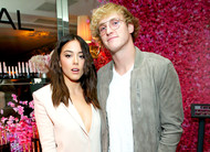 Chloe Bennet, de Agents Of SHIELD, e youtuber Logan Paul terminam namoro
