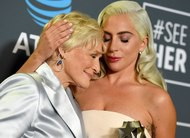 Lady Gaga e Glenn Close empatam no Critics' Choice Awards; conheça todos os vencedores