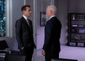 Suits: chantagem e problemas com a lei no trailer do episódio 8x13