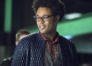 Arrow: Echo Kellum, o Curtis, deixa o elenco regular da série